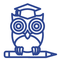 UConn Online ESL Instruction Certificate in Educating Bilingual Learners Image of Owl on a Pencil